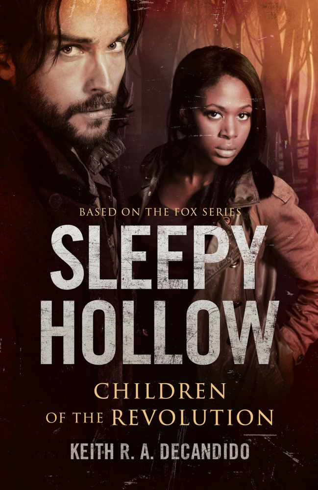 REVIEW: Sleepy Hollow by Keith R. A. DeCandido (1/2)