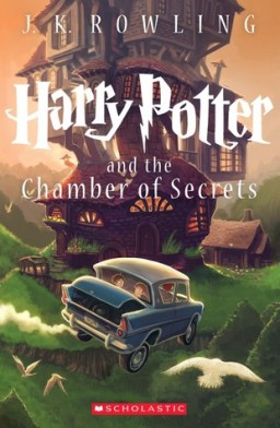 RE-READ: Harry Potter and the Chamber of Secrets