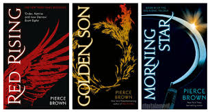 Image result for red rising trilogy