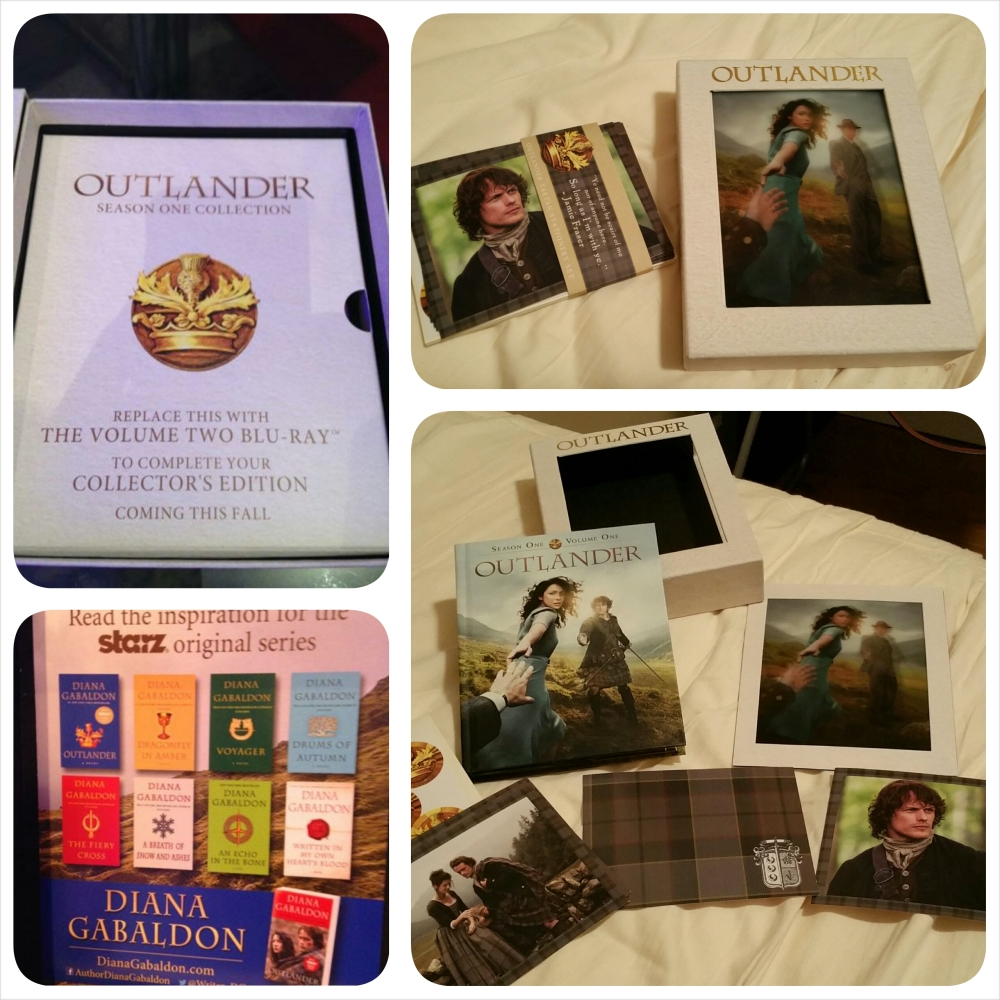REVIEW: Outlander Does Epic Sh*t... Blu-ray Special Features and Stuff (2/6)