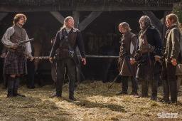 Outlander Recap: The Watch