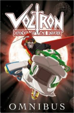The Backlist: Voltron Complete Omnibus Collection