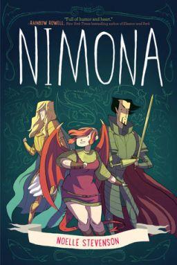 REVIEW: Nimona by Noelle Stevenson