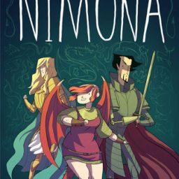 REVIEW: Nimona by Noelle Stevenson