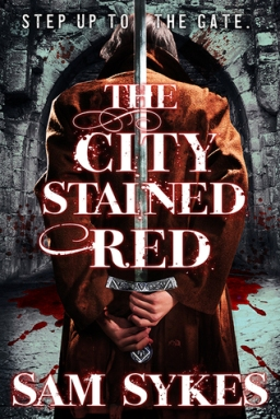 From the BiblioFile: The City Stained Red by Sam Sykes