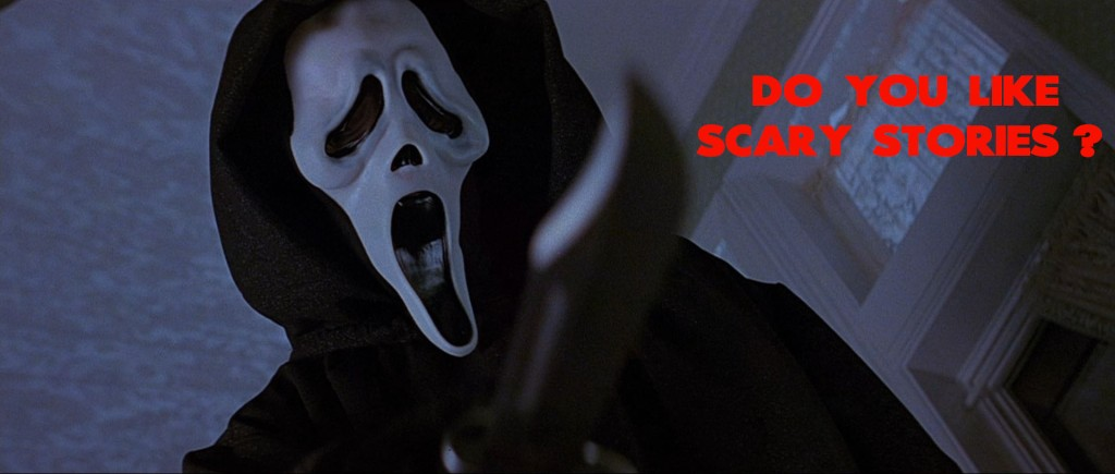 Ghost Face_Scream Font