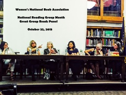 Recap of Great Group Reads Panel, Hosted by WNBA