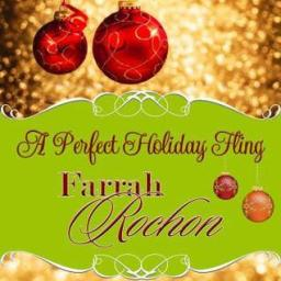 From The BiblioFile: A Perfect Holiday Fling by Farrah Rochon