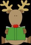 reindeer-reading-a-book