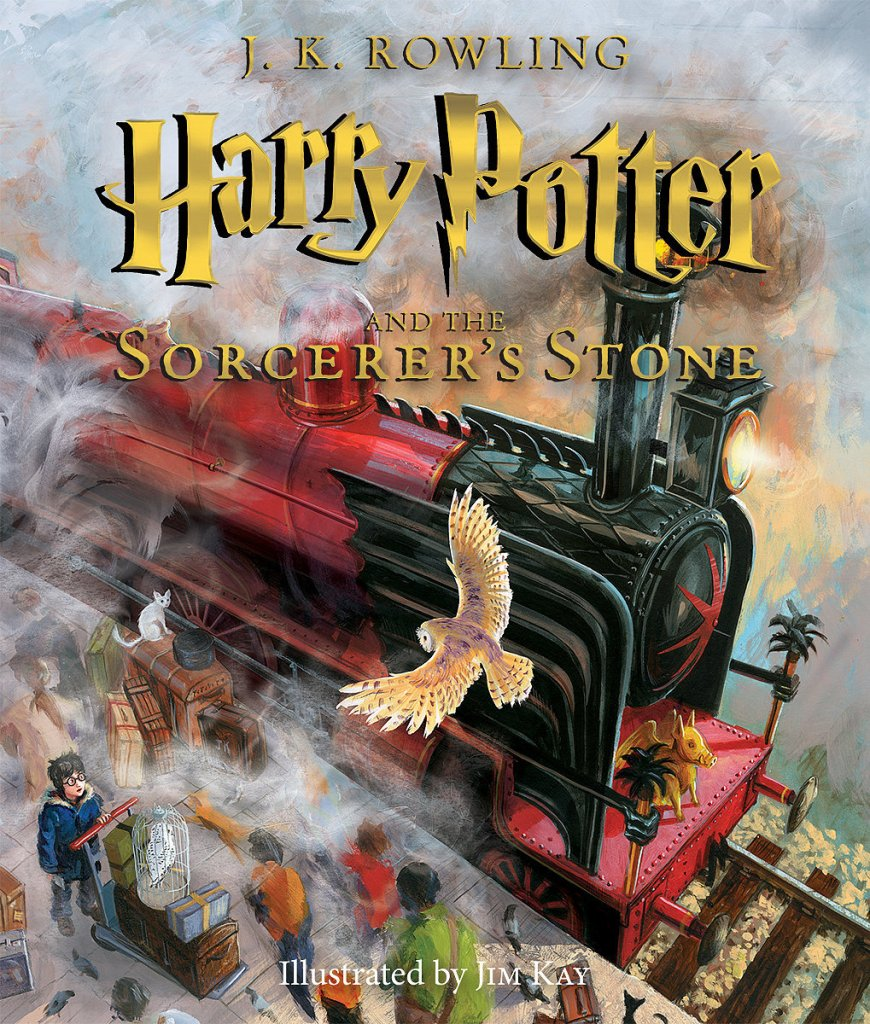 harry potter ss illus.