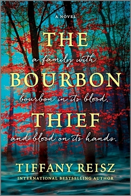 The Bourbon Thief - Tiffany Reisz