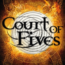 From the BiblioFile: Court of Fives by Kate Elliott