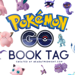 Pokémon Go Book Tag