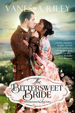 REVIEW: THE BITTERSWEET BRIDE by Vanessa Riley