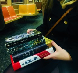 Best Genre Subway Reads