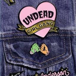 REVIEW: Undead Girl Gang by Lily Anderson